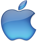 Apple-Offical-Logo-Png-bluecolor